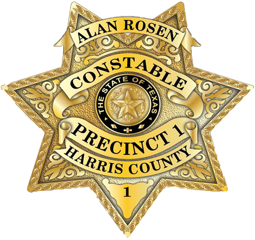 Constable Alan Rosen – Harris County Constable's Office Precinct 1