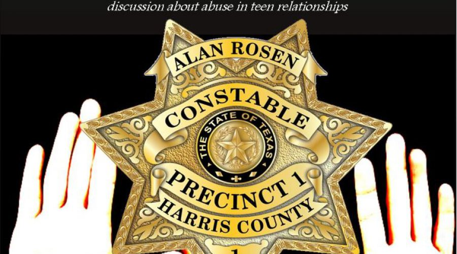 Constable Alan Rosen's Teen Dating and Violence Discussion Feb. 28th