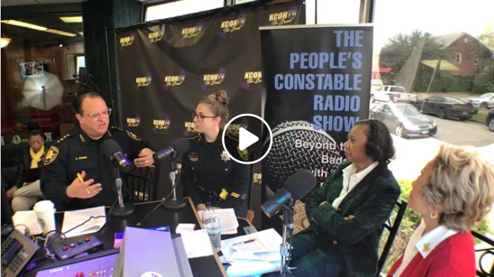 The People's Constable Radio Show: Behind the Badge with